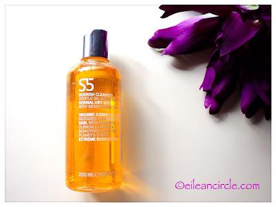 Limpiadora facial Nourish Cleanser - S5 Skincare