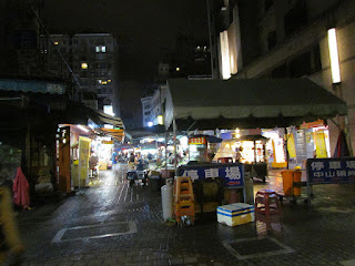 Ching Kyang Night Market