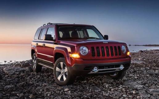 2018 Jeep Patriot Redesign