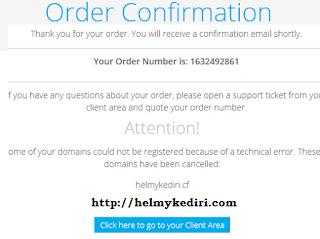 order domain difreenom
