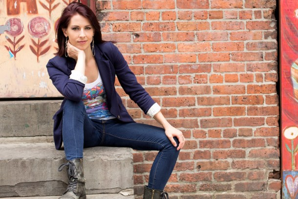 ABBY MARTIN - AGAINST THE CURRENT
