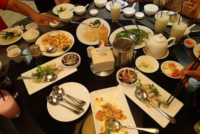 Jun Njan, Chinese Seafood Restaurant Favorit Keluarga