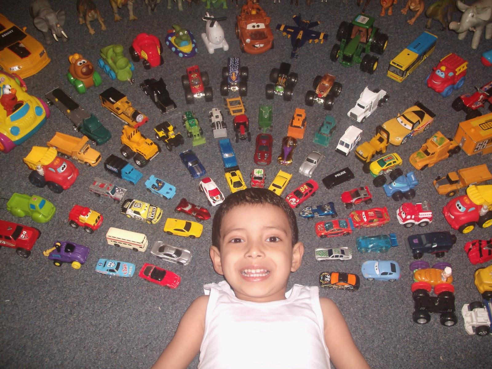 El Mundo De Angie Diy Estacionamiento Hecho De Materiales Reciclables