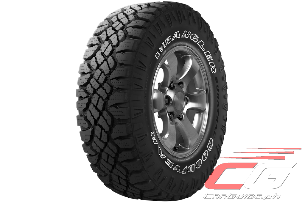 Goodyear Philippines Launches 4 New SUV Tires Designed for