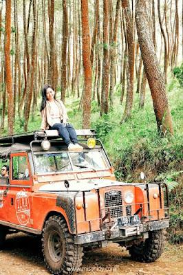 pengalaman off road di Lembang