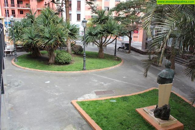 El Plan Insular de Cooperación en Obras y Servicios contempla una inversión de casi 360.000 euros en Santa Cruz de La Palma