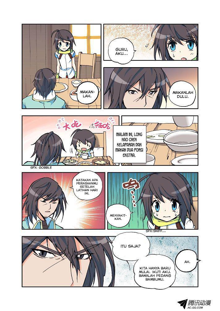 Shen Yin Wang Zuo Chapter 8