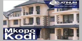 Platinum credit Kenya landlords Mkopo kodi