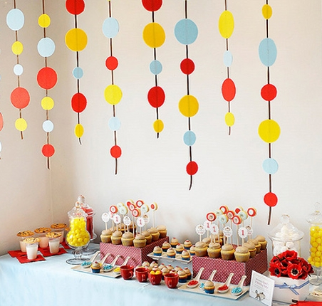 decorating ideas for birthday party at home elitflat