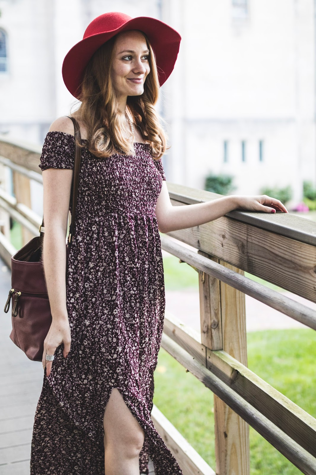 How to Style a Maxi Dress for Fall The Pearl Source