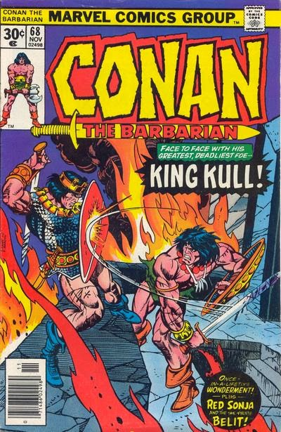 Conan the Barbarian #68, Kull