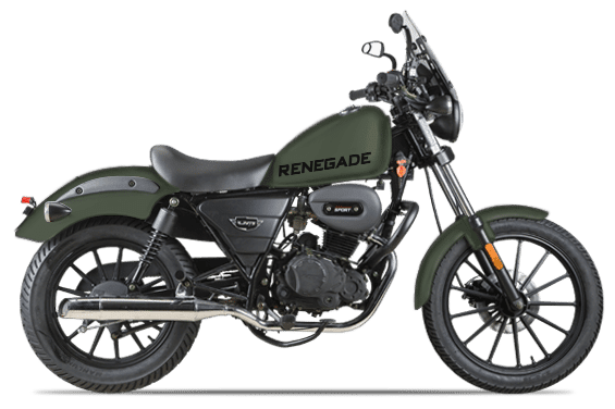 Renegade Duty 230 india price