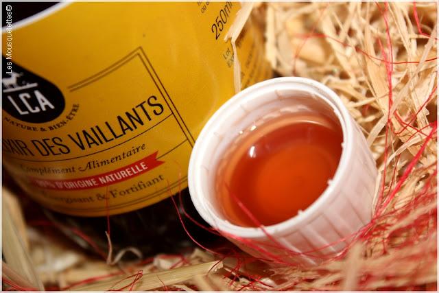 Élixir des Vaillants  - LCA Laboratoire Combe d'Ase - Aromathérapie - Blog Beauté Les Mousquetettes©