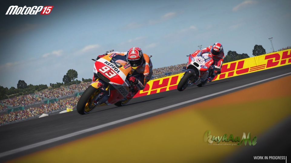 MotoGP 15 + All DLCs (Complete Edition)
