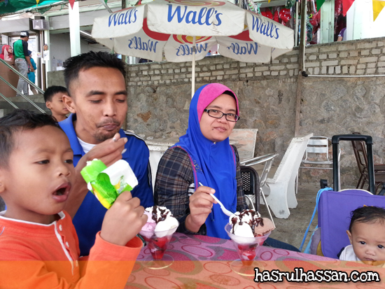 Strawberry Ice Cream Cameron Highlands