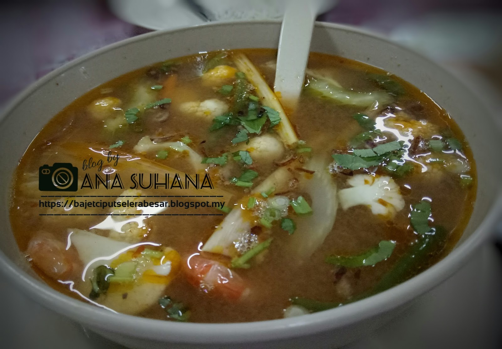 Tempat Makan Popular di Cherating : Warung Awang Ikan Bakar (WAIB)