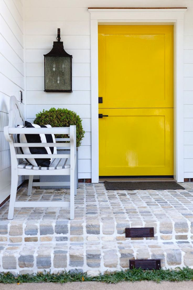 Ciao Newport Beach 3 Sunny Yellow Dutch Doors