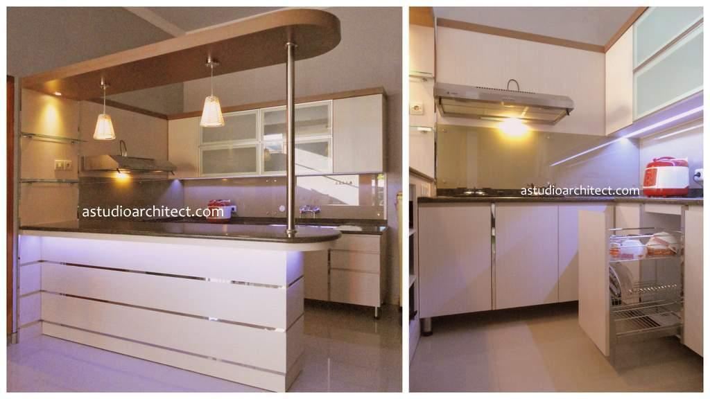Astudioarchitect Desain Dari Sebuah Ruang Kerja Di Dapur Dan Bagaimana Fasilitasnya Digunakan Akan Mempengaruhi Efisiensi Fungsi