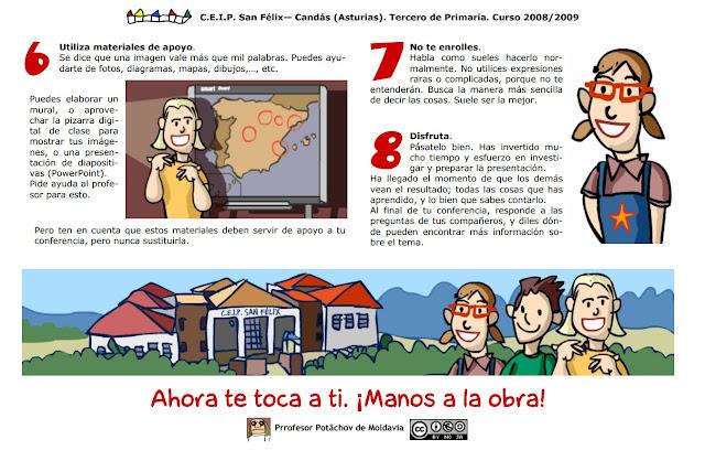 Lengua y literatura la exposici n oral for Pasos para realizar una exposicion