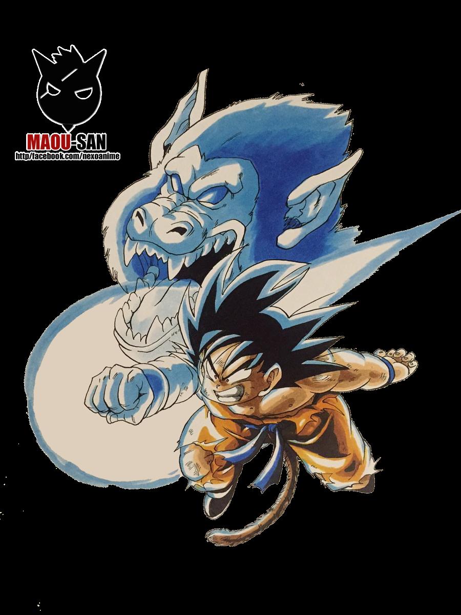 Render Goku y Ozaru