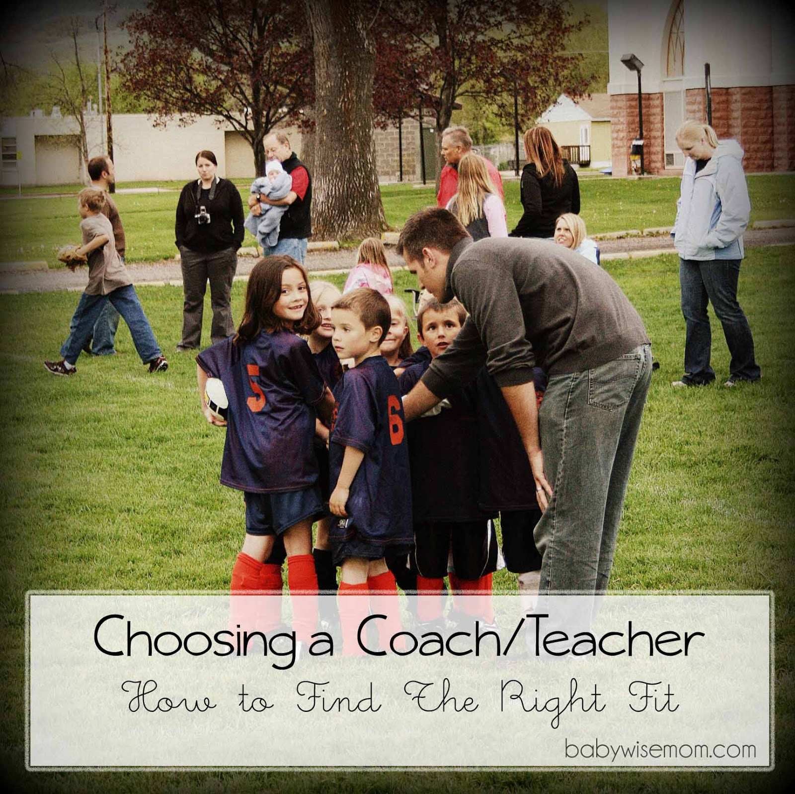 Choosing a Coach/Teacher…How to Find the Right Fit