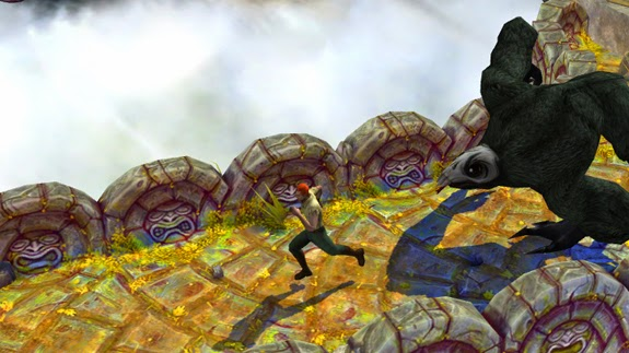 Temple Run 2 v1.10 APK MOD (UNLIMITED COINS GEMS) For Android Free Download