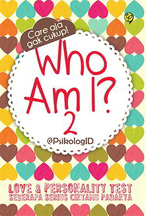 Who Am I? 2 PDF Penulis Psikologi ID