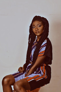 Okal Release Promotional Photos In Anticipation Of Her New Single