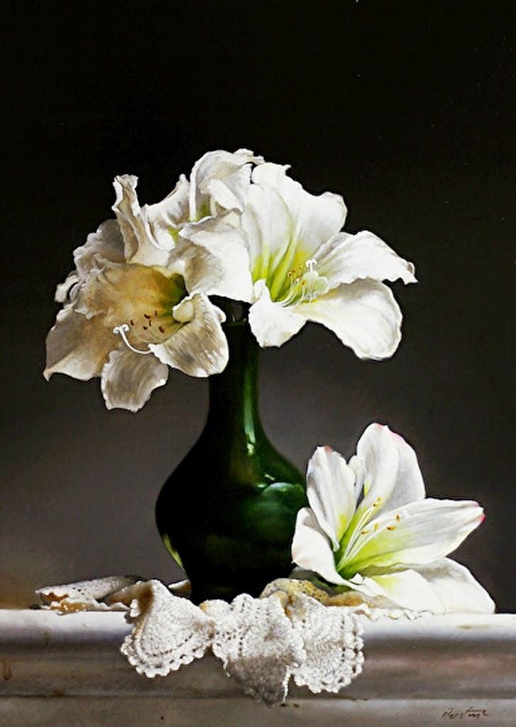 Jarrones Con Flores Floreros Con Rosas Yaakun Flores Dibujos