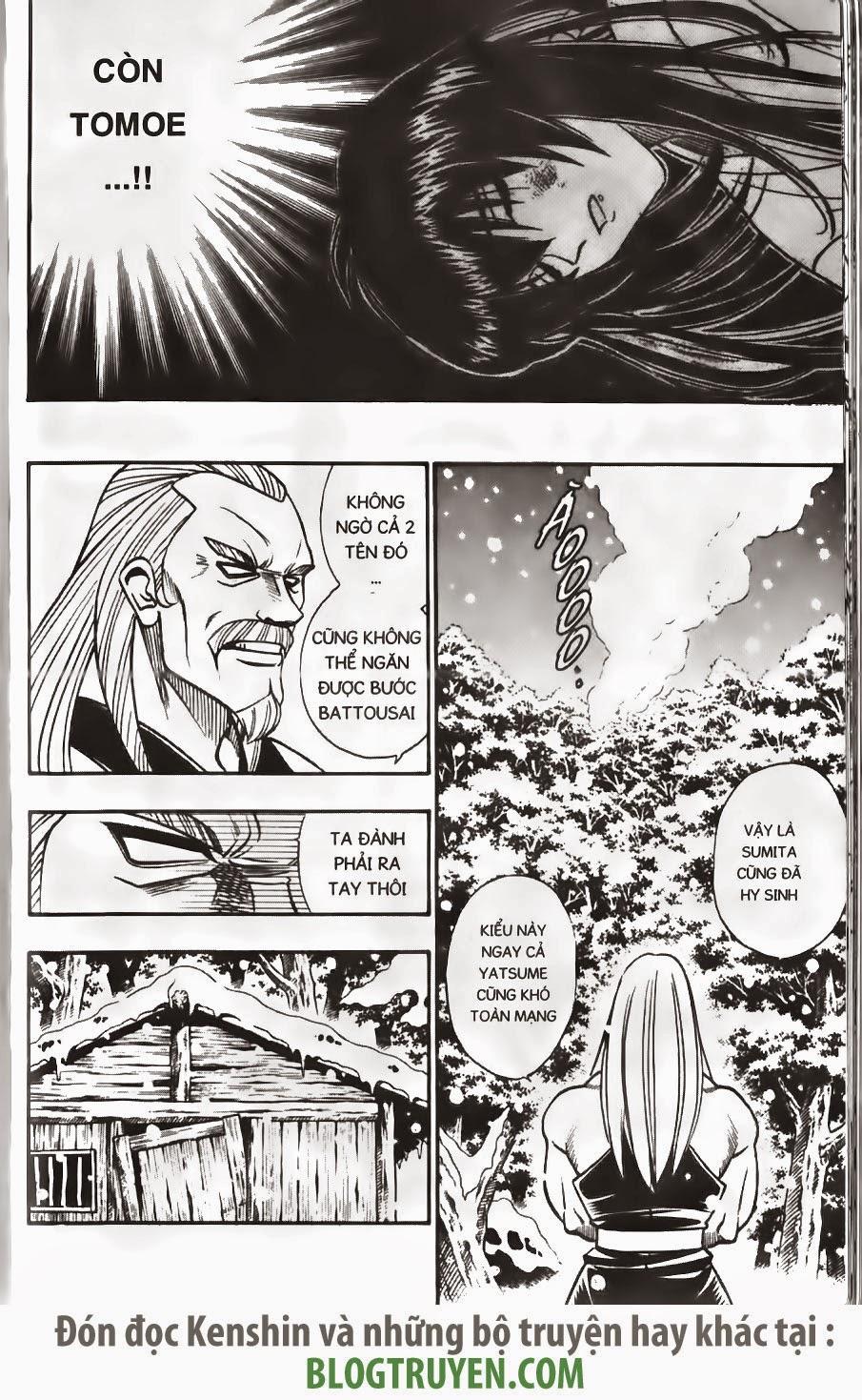 Rurouni Kenshin chap 177 trang 17