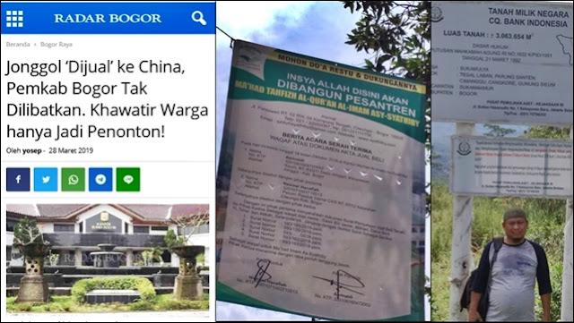 Tanah untuk Pesantren Tiba-tiba Diklaim Milik Negara, Ternyata Mau Dijual ke China