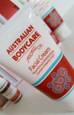 Australian Bodycare Facial Cream