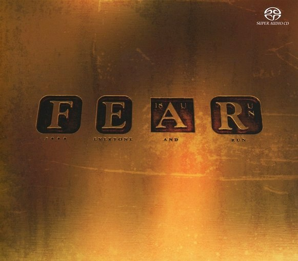 MARILLION - F E A R [SACD / Super Audio CD Digibook] (2016) full