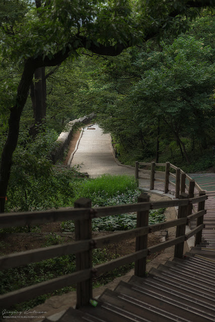 Сеул. Национальный парк Намсан