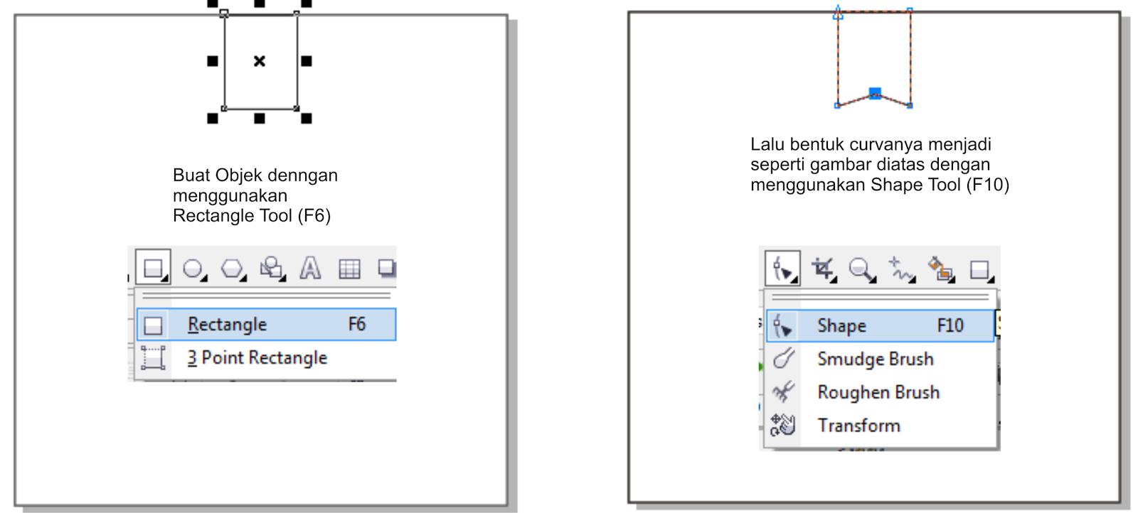 Cara Membuat Desain Tipografi dengan CorelDRAW | GUDINATION
