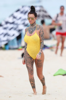 Jemma-Lucy-was-pictured-in-a-yellow-swimsuit-at-a-beach-in-Sydney.-a6vgkq4b73.jpg