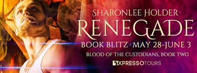Book Showcase: Renegade by Sharonlee Holder