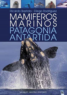 Mamíferos Marinos Patagonia Antártida - Un libro para la biblioteca