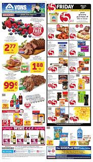 ⭐ Vons Ad 3/20/19 ✅ Vons Weekly Ad March 20 2019