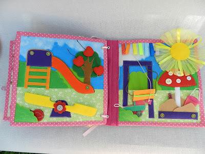 Quiet book, развивающая книжка, книга из фетра, текстильная книжка, розвивальна книжка, розвиваюча іграшка, juliabregin