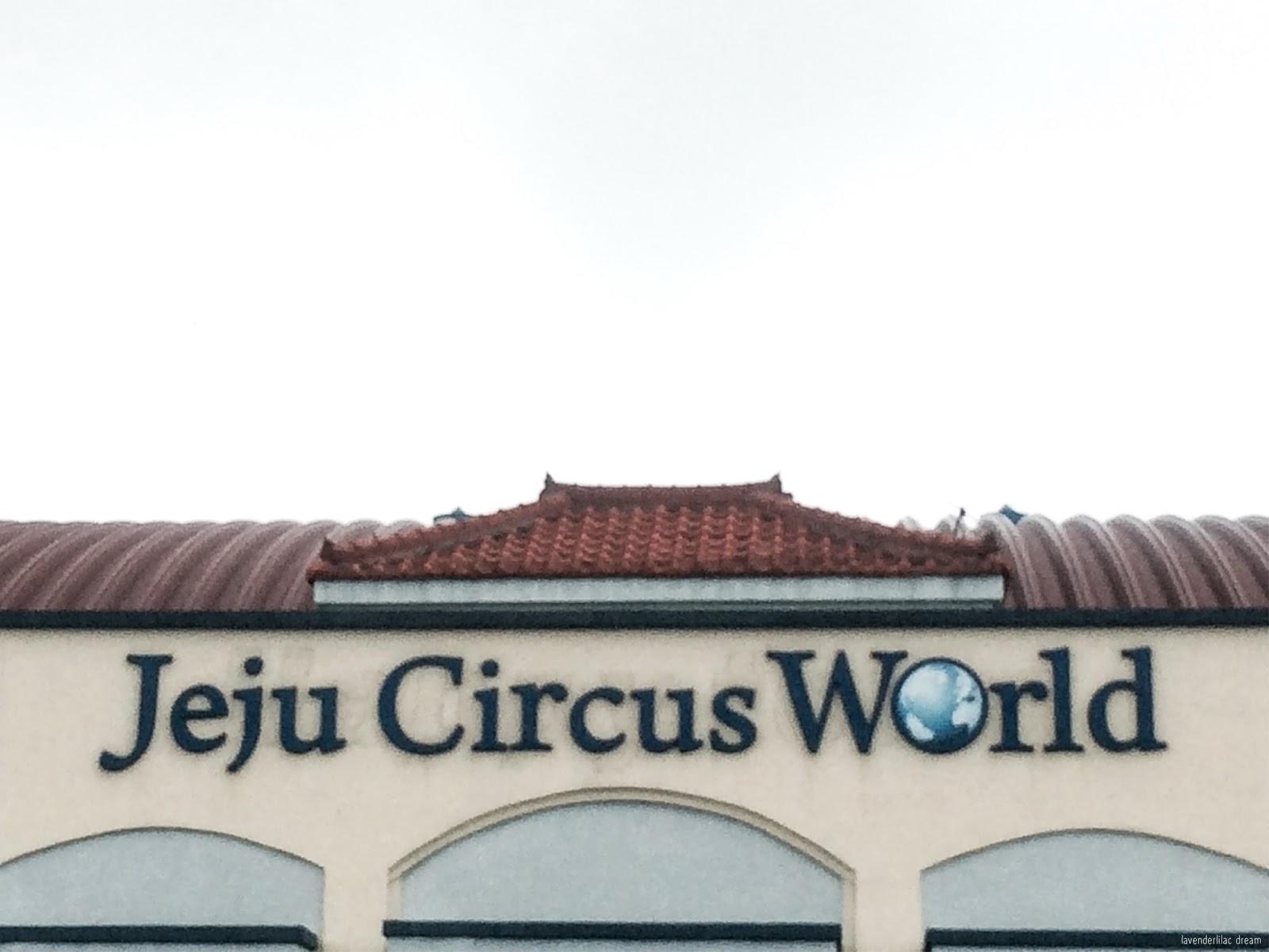 South Korea, Jeju Island, Yonsei University, YISS 2014, Jeju Circus World