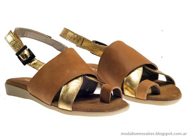 Sandalias verano 2015 moda sandalias 2015 Viamo.