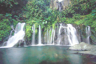 Ciblungan Waterfall, Malang East Java
