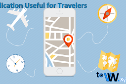 Application Useful for Travelers