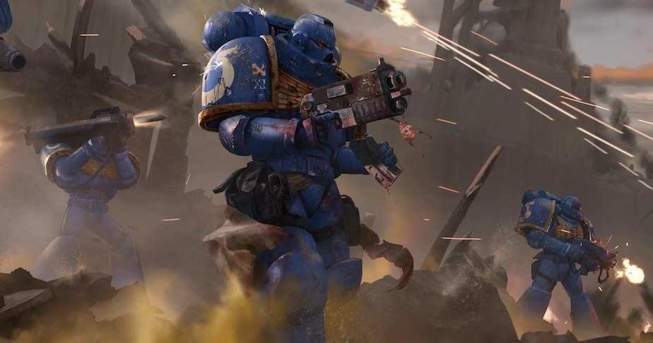 Warhammer 40k Space Marines: New Space Marine Codex In 2019?