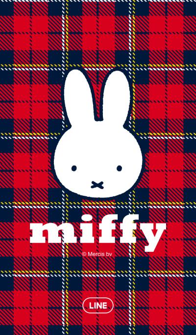 Miffy Checkered Theme