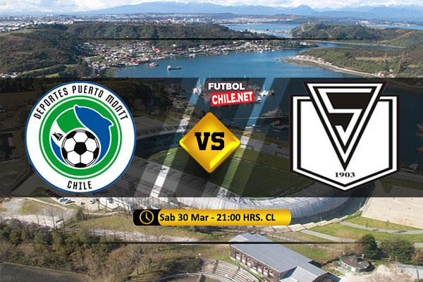 Mira Deportes Puerto Montt vs Santiago Morning, en vivo y online por la Primera B