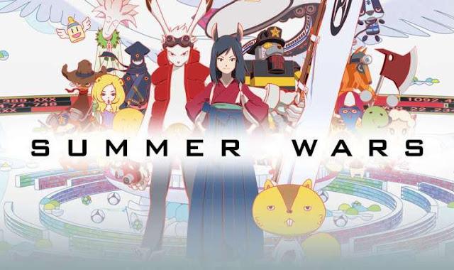 Summer Wars (1/1) (325MB) (HDL) (Sub Español) (Mega)