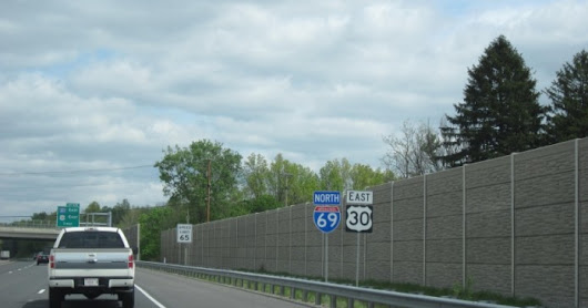 I-69 bridge project north of Union Chapel exit to start Tuesday