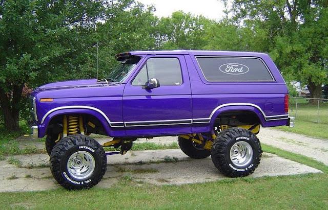Un ícono de los coches está de regreso: El Ford Bronco